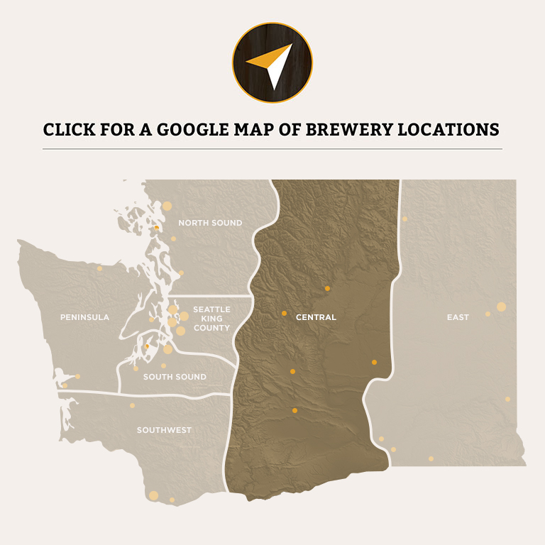 Washington Beer Breweries