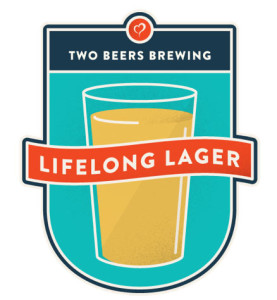 two-beers-Lifelong-Lager
